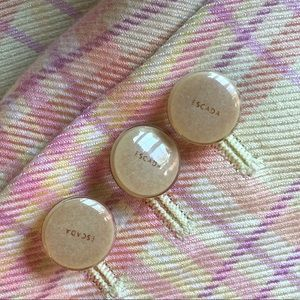 Escada sz 38 /8 summer colors blazer jacket